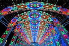 Luz de Banguecoque da felicidade Imagens de Stock Royalty Free