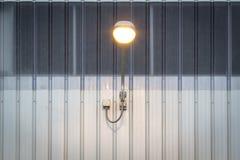 Luz de calle fotografía de archivo libre de regalías