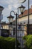 Luz de calle Imagenes de archivo