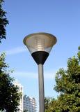 luz de calle moderna, lámpara decorativa del camino, lámpara de calle, lámpara del camino Foto de archivo