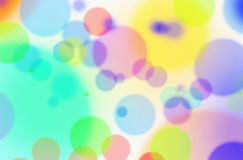 Luz de Colorfull imágenes de archivo libres de regalías
