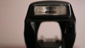 Luz de destello que activa metrajes