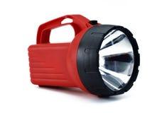 Luz de destello roja Fotografía de archivo libre de regalías