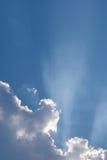 Luz de dios fotos de archivo