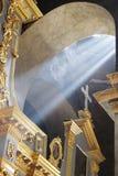 Luz de dios Fotos de archivo libres de regalías