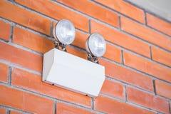 Luz de emergência fotos de stock