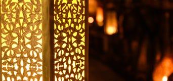 Luz de Fes Foto de archivo libre de regalías