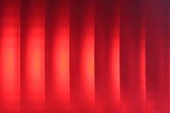 Luz de freio vermelha Fotografia de Stock
