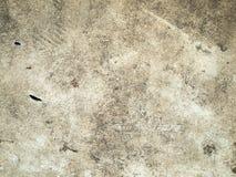 Luz de Grunge - parede velha marrom Fotos de Stock