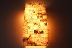Luz de imitação viva do burning de carvão (smouldering) Imagem de Stock Royalty Free