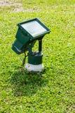 Luz de inundação do jardim Imagens de Stock