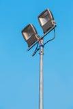 Luz de inundación del LED Imágenes de archivo libres de regalías