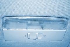 Luz de la cabina dentro del vehículo Imagen de archivo libre de regalías