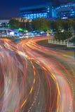 Luz de la carretera Imagen de archivo