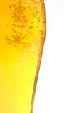 Luz de la cerveza Fotografía de archivo libre de regalías