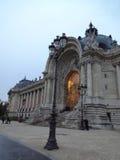 Luz de la entrada del Petit Palais Fotografía de archivo libre de regalías