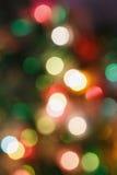Luz de la falta de definición en fondo Imagen de archivo libre de regalías