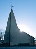 Luz de la fe Imágenes de archivo libres de regalías