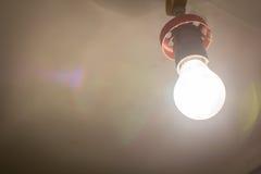 Luz de la lámpara Imagenes de archivo