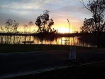 Luz de la mañana Fotos de archivo