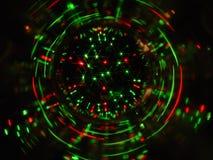 Luz de la Navidad Imagen de archivo libre de regalías