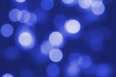 Luz de la Navidad que brilla intensamente Imagenes de archivo