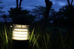Luz de la noche Fotos de archivo libres de regalías