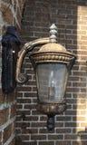 Luz de la pátina Foto de archivo libre de regalías