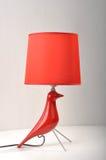Luz de la tabla de la lámpara de escritorio Imagenes de archivo