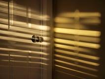 Luz de la tarde foto de archivo libre de regalías