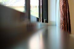 Luz de la ventana en sitio Foto de archivo libre de regalías