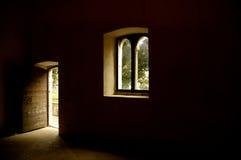 Luz de las Edades Medias fotografía de archivo libre de regalías