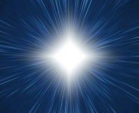 Luz de las estrellas, Starbright Imagen de archivo libre de regalías