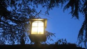 Luz de Latern imagem de stock