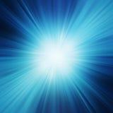 Luz de los rayos libre illustration