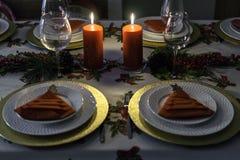 Luz de Natal Imagens de Stock