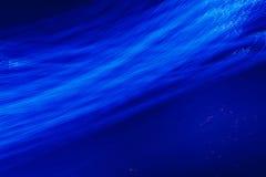 Luz de neón pura, el concepto de movimiento de la energía imagenes de archivo