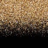 Luz de oro Ornamento para la cubierta, enhorabuena, prospectos, invitación, saludo, banderas, folletos, folletos Vector stock de ilustración