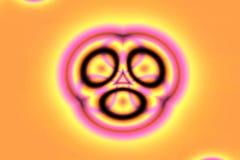 Luz de pulsação Threeway ilustração do vetor