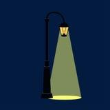 Luz de rua ilustração do vetor