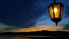 A luz de rua Imagens de Stock Royalty Free