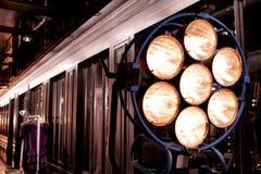 Luz de Ruby 7 Fotografía de archivo libre de regalías