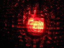 Luz de señal roja Imagen de archivo