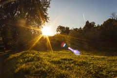 Luz de Sun Imagem de Stock Royalty Free