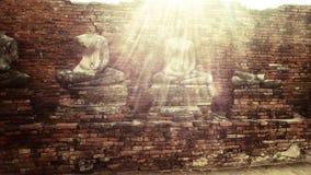 Luz de Tailandia Imágenes de archivo libres de regalías
