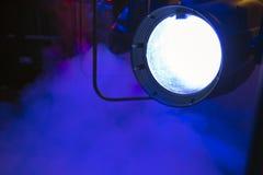 Luz de teatro Foto de archivo