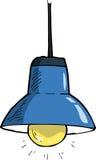Luz de techo libre illustration