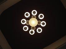 Luz de techo Fotos de archivo libres de regalías