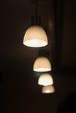 Luz de teto Fotografia de Stock