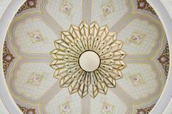 Luz de teto com arte gráfica Imagem de Stock